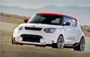 Kia All All Wheel Drive Kia Track Ster Concept Car Debuts In