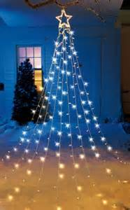 12 foot christmas tree with star string lights