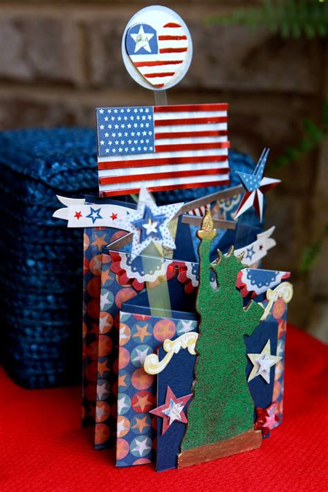Handmade Independence Day Cards - today s creations handmade patriotic cards for fourth of