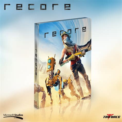 Vcd Original Cabaukan Collectors Edition e3 2016 this is recore s 180 collector s edition gamespot