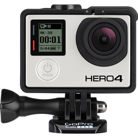 Gopro 4 Edition gopro hero4 black chdbx 401 b h photo