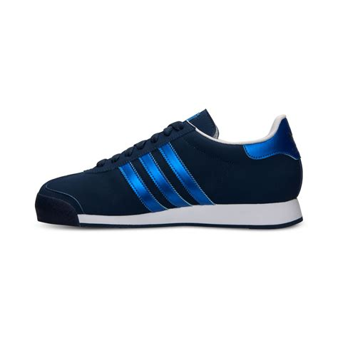 sneaker line lyst adidas s samoa casual sneakers from finish line