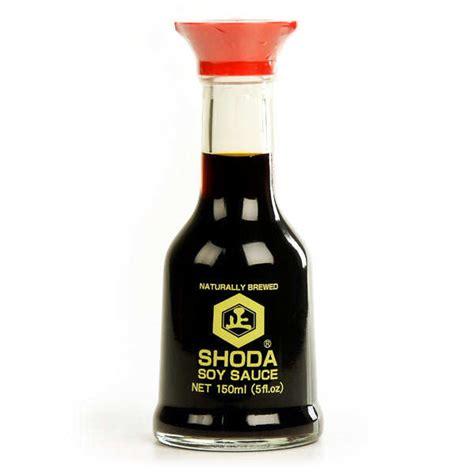sauce soja japonaise shoda