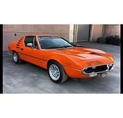 1974 Alfa Romeo Montreal  One Take YouTube