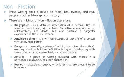 Literary Genre Essay essay literary genres