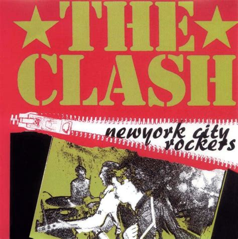 Kaos Clash City Rocker the elvis costello home page discography bootlegs artwork