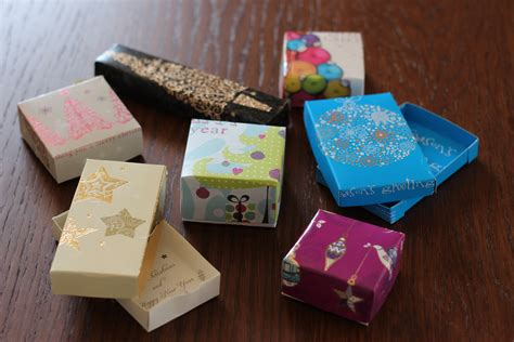 make a box out of card diy gift boxes from recycled cards olive on