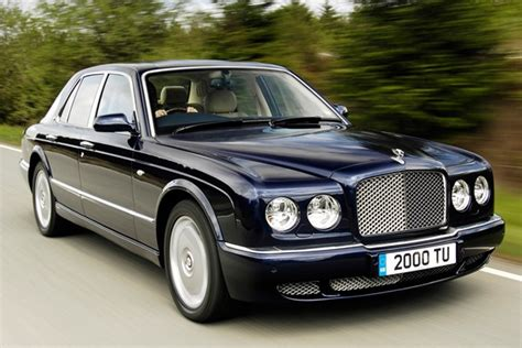 bentley price used bentley arnage saloon from 1998 used prices parkers