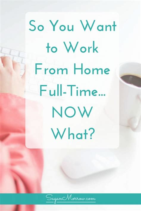 so you want to work from home time now what