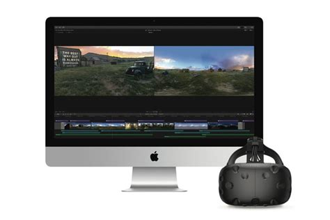 final cut pro imac apple s final cut pro now supports vr and hdr video