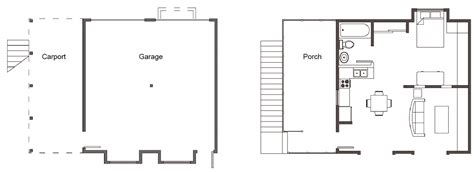 accessory dwelling unit floor plans accessory dwelling unit floor plans 28 images
