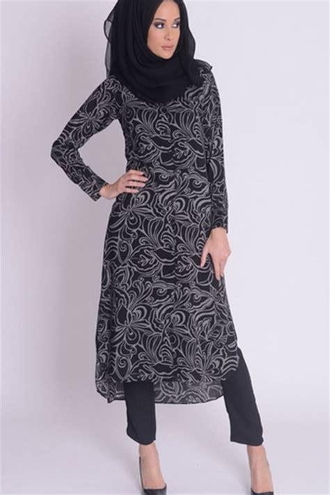 Tunik Batik Flowery model tunik terkini untuk lebaran 2016 ide model busana