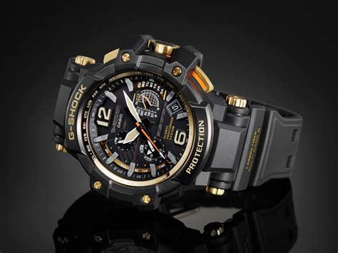 Casio G Shock Ga 100l 1a Original promo g shock black x gold series gpw1000gb 1a