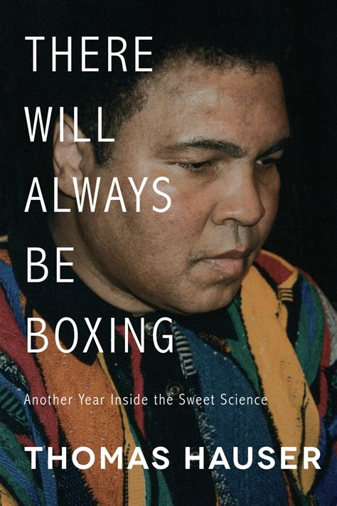 the boxer within books there will always be boxing another year inside the sweet