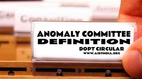 House Committee Definition by Setting Up Of Anomaly Committee To Settle The Anomalies Of 7th Pay Commission All India