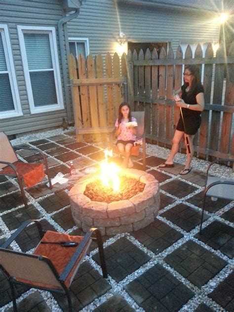 decorating awesome propane fire pit  outdoor design