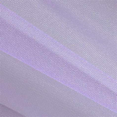 pattern tulle fabric shiny tulle lilac discount designer fabric fabric com