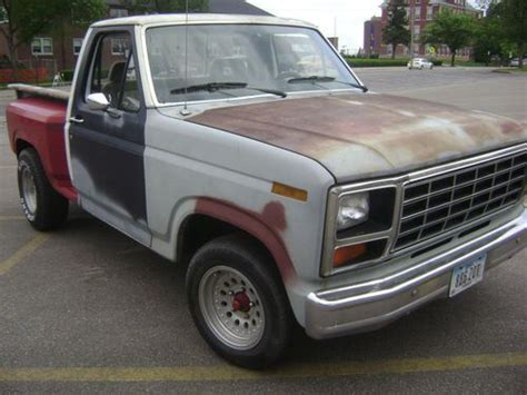 1980s ford trucks sell used 1980 ford stepside bed shop work