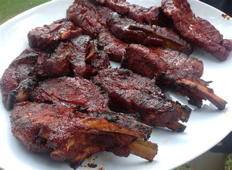 grilled country style pork ribs recipe dishmaps