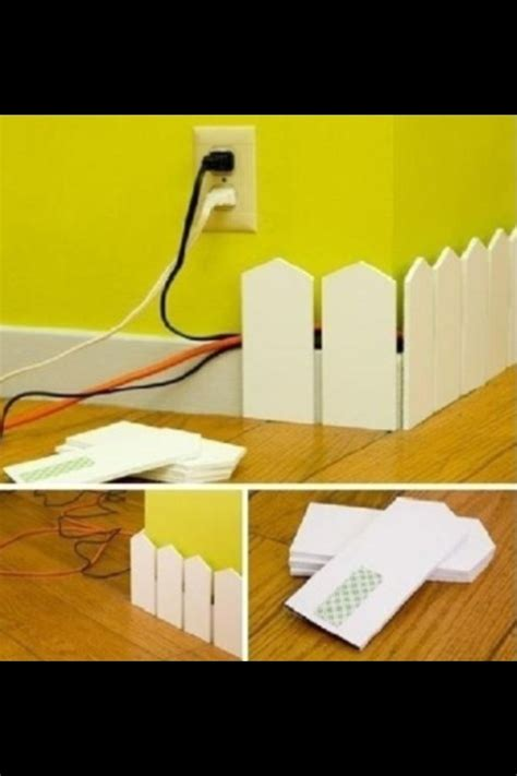 1000 ideas about hide electrical cords on pinterest