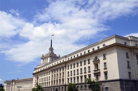 siege du parlement sofia bulgarie largo construisant si 232 ge du parlement