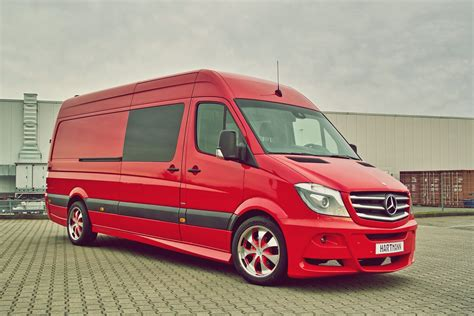 Mercedes Sprinter Kit by Hartmann Tuning Mercedes Sprinter Gets An Exclusive