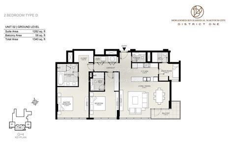 District One Dubai Floor Plans - floor plans residences district one mohammad bin rashid