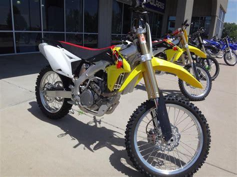 Suzuki Dirt Bikes For Sale 2013 Suzuki Rm Z450 Dirt Bike For Sale On 2040motos
