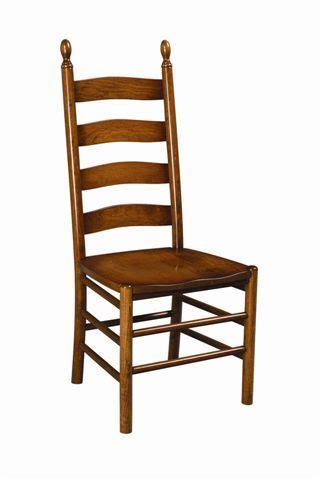 Ladder Back Seat Chairs - ladder back dining chairs shaker ladderback chair