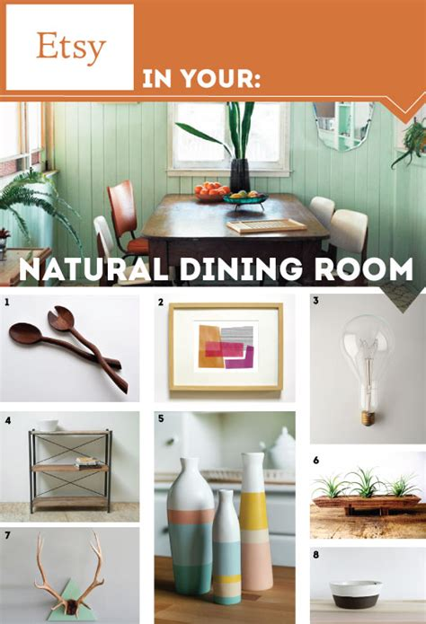 Dining Room Etsy Etsy In Your Dining Room Say Yes