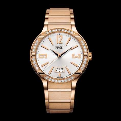 gold automatic g0a36023 piaget luxury