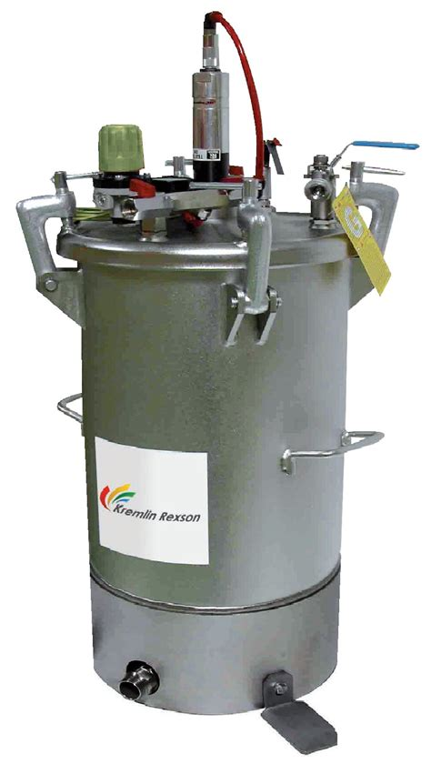 Pneumatic Pressure For Planters by Kremlin Rexson Airspray Solutions Epoxy Oliserv Ltd Producer Distributor Lubricants
