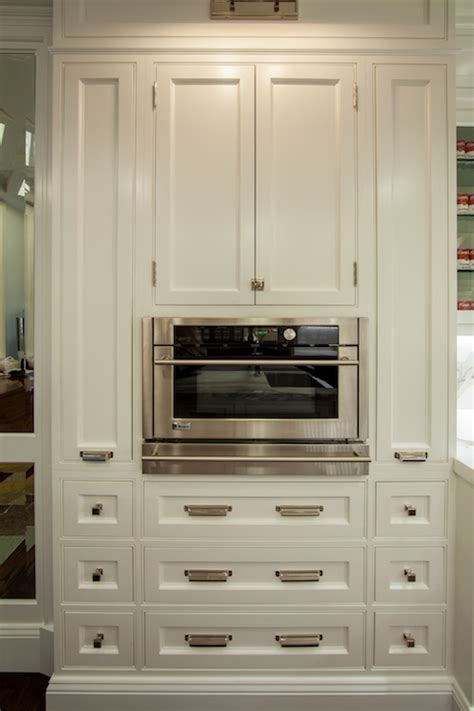 kitchen wall cabinets with drawers integrated warming drawer transitional kitchen the