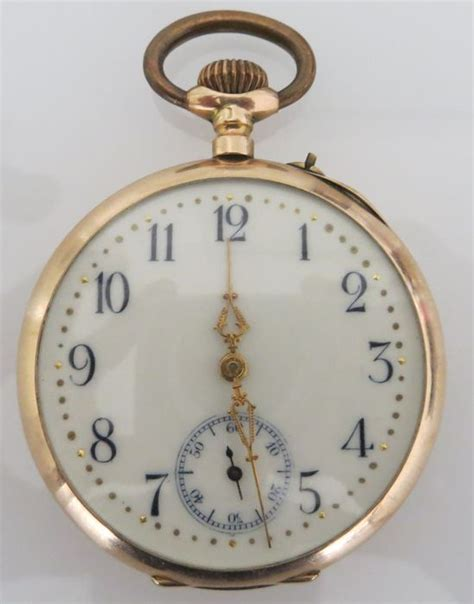 pocket s antique gold catawiki