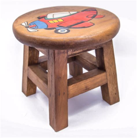 Wooden Childrens Stools by Children S Wooden Step Or Stool Plane Design