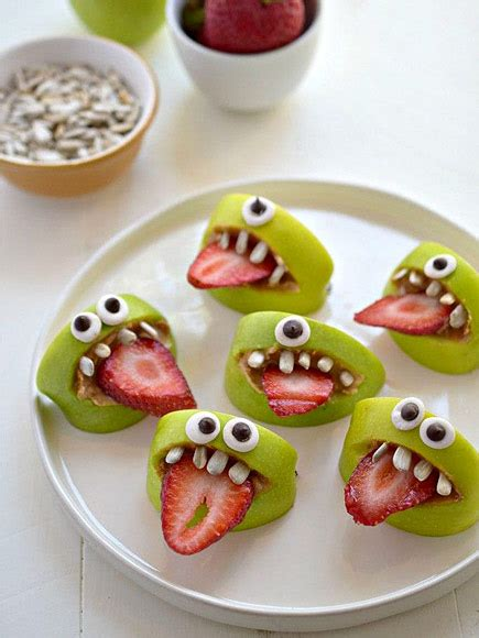 spooky party food ideas for halloween gallery for gt cute food ideas for halloween