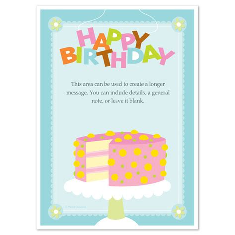 happy birthday invitation design happy birthday cake invitations cards on pingg com