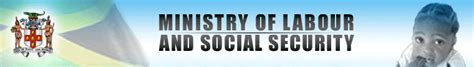 Social Security Office Jamaica by Occupational Safety Health Ministry Of Labour And