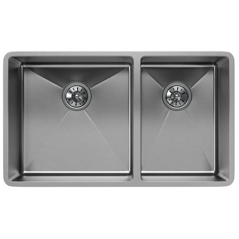 elkay kitchen sinks undermount elkay crosstown undermount stainless steel 32 in