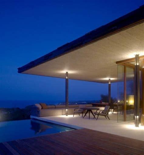 beleuchtung dachterrasse 220 berdachte terrasse 50 top ideen f 252 r terrassen 252 berdachung