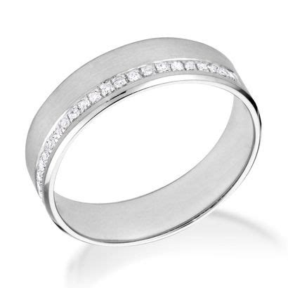 Carris Earrings s palladium wedding ring wcc0116 from