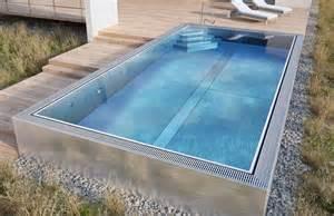 piscine en inox pas cher lareduc