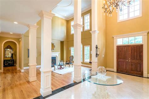 columns in house interior design decorating ideas 3 by
