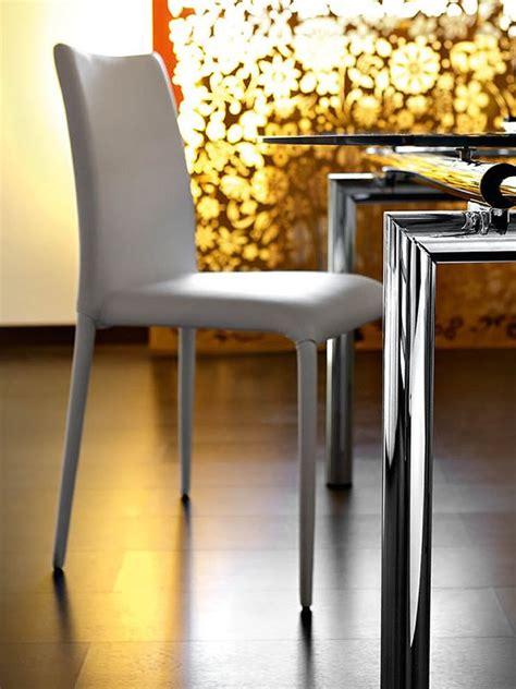 mesas y sillas cing mambo mesa midj estructura en metal o cristal sobre de