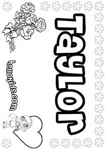 name coloring pages name free coloring pages