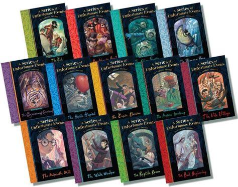 book series series of unfortunate events covers www pixshark
