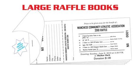 printing raffle tickets at home raffle tickets coupon books printers wholesale prices