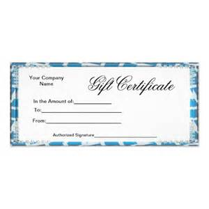 company gift certificate template best photos of business gift certificates gift