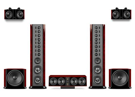 swans 2 8a home theater swan speakers