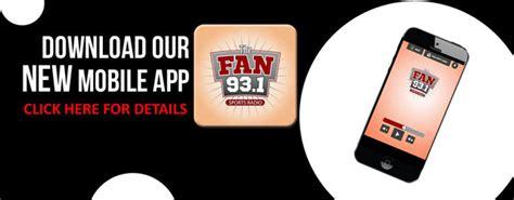 the fan sports radio 93 1 the fan sports radio in lima ohio